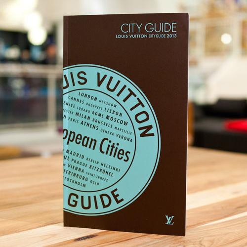 Cégünk szerepel a 2013-as Louis Vuitton magazinban, mint ajánlott budapesti üzlet.
